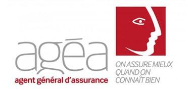 Logo Agéa : Agent Général d'Assurance