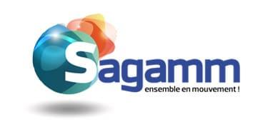 Logo Sagamm : Syndicat des Agents Généraux de MMA